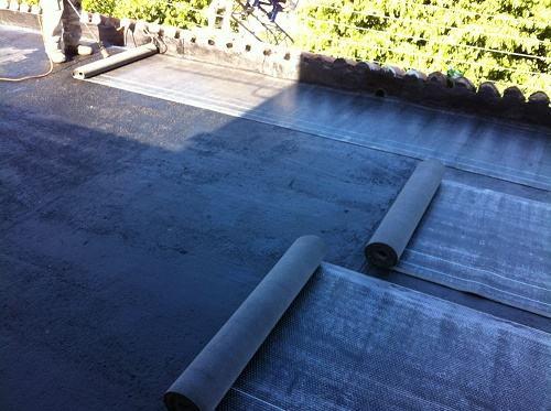 Etanchéité de toiture